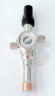 "ROTALOCK VALVE 5/8 STEM, 1-1/4"" FITTING"
