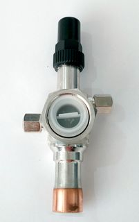 "ROTALOCK VALVE 3/4 STEM, 1-1/4"" FITTING"