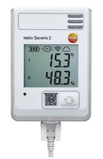 Testo Saveris 2-H1 TEMP+%RH DATA LOGGER