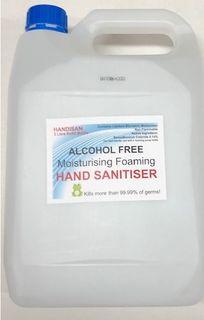 HANDISAN HAND SANITISER 5 LITRE REFILL