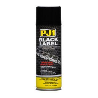 PJ1 HeavyD' Black Chain Lube Aerosol 5oz