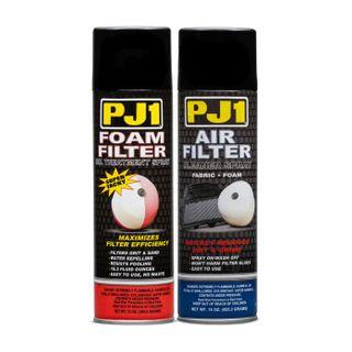 PJ1 Foam Filter Care Kit Aerosol 13+15oz
