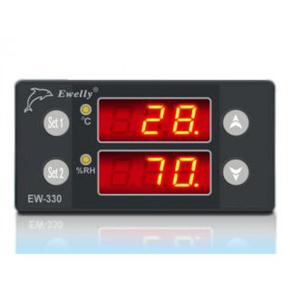 EWELLY TEMPERATURE & HUMIDITY CONTROLLER