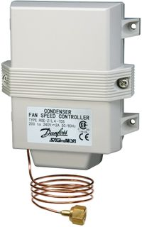 DANFOSS RGE FAN SPEED CONTROLLER 8A 1PH
