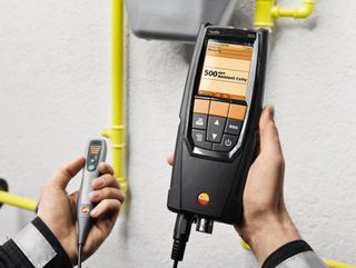 TESTO 320 FLUE GAS LOW COST KIT+ B-TOOTH