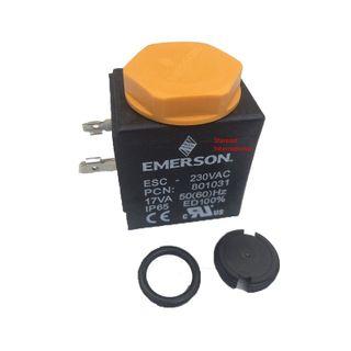 EMERSON ESC-230VAC 50-60Hz Solenoid Coil