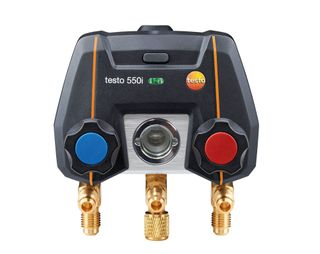 TESTO 550i APP-CONTROLLED MANIFOLD ONLY