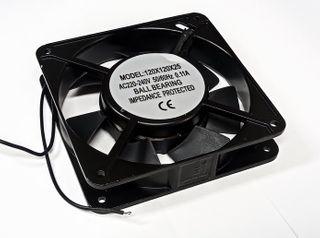 AC AXIAL FAN 120x120x25MM 220-240VAC
