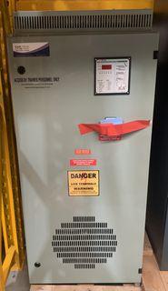 CapTech power factor correction 150kvar