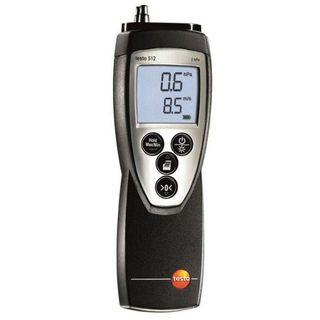 TESTO 512 - 0-2hPa PRESSURE METER