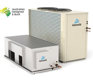 ACTRON ADVANCE DUCTED 14KW R410A 1PH