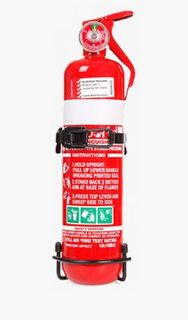 FIRE EXTINGUISHER DRY CHEM ABE 1.0KG