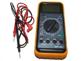 FULL RANGE DIGITAL MULTIMETER