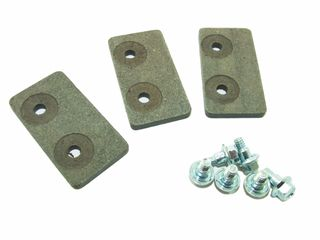 Kleenmaid kit brakepad,screws (735p3)2hl