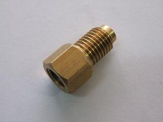 CYLINDER ADAPTOR R134A 1/2 M ACMEX1/4FF