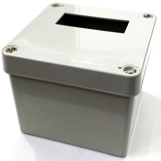 CONTROL MOUNTING BOX FOR THE ST-8000 UNI