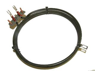 OVEN FAN ELEMENT 3T 3000W TRIPLE LOOP