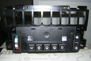 A/C CONTROL UNIT W124