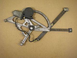LF WINDOW REGULATOR-MOTOR USED