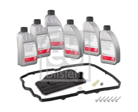 AUTO TRANS OIL SERVICE 8L KIT 722-9 RED