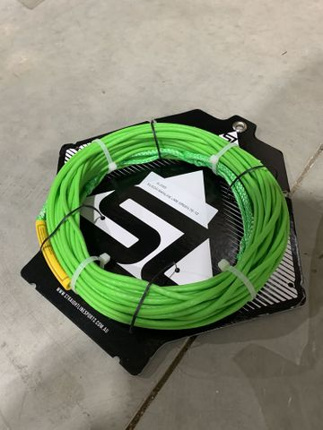 SILICON MAINLINE 80FT GREEN 70-10