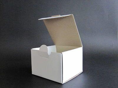 108x104x76mm Fold Up Box E-Flute B300