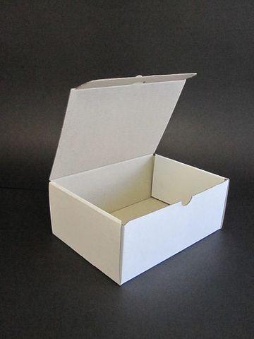 190x130x80mm Fold Up Box E-Flute B700