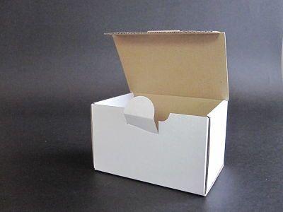 117x78x78mm Fold Up Box E-Flute B400