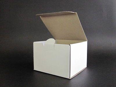 125x125x90mm Fold Up Box E-Flute B500