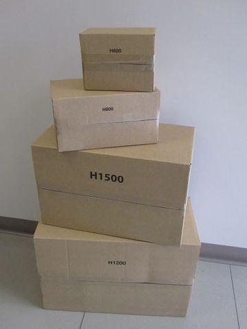 540 x 270 x 230mm RSC Brown H1100