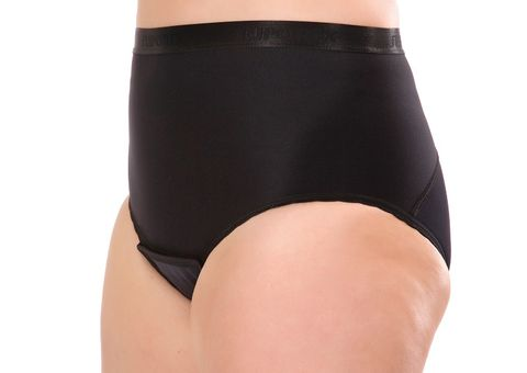 Suportx F Hernia Support Girdle-L Waist-M- Black Female Low Waist Girdle - Black