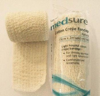 MedSure Hospital Crepe Bandage