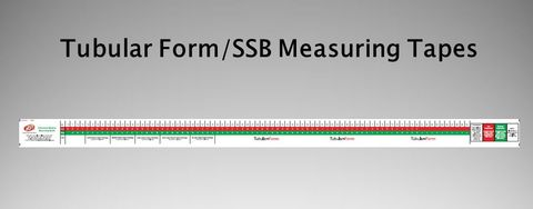 SM Tubular Bandage Measuring Tape