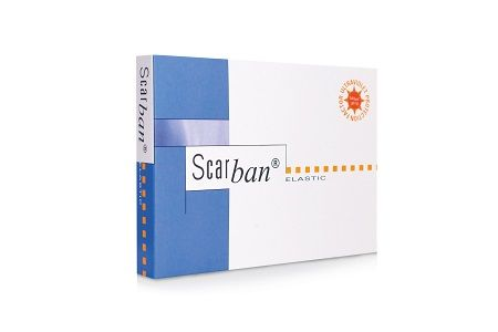 Scarban Elastic 5cm x 7.5cm High Proflile 1.4mm (Box 2)