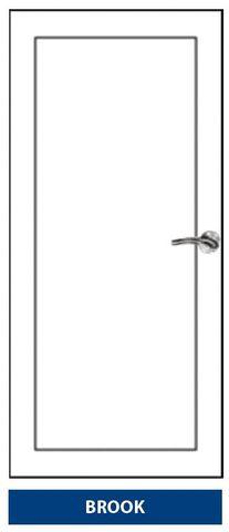 Interior Brook S Groove Door 710mm