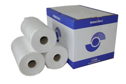 Produce Rolls - Embossed