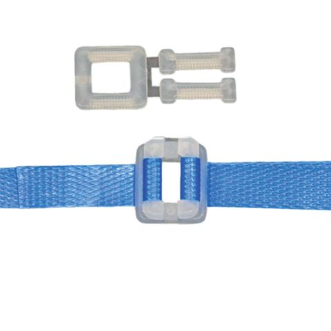Polypropylene (PP) Strapping Buckles/Seals
