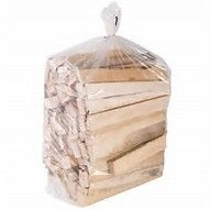 Fire Wood Bag Clear