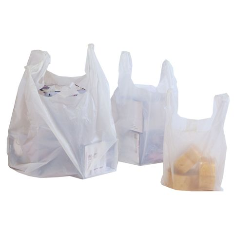 Reusable Large Singlet Bags