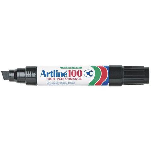 Artline 100 Jumbo Marker Black