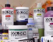 Golden Artist Acrylics