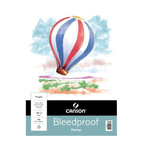 Canson Bleedproof Paper Pads
