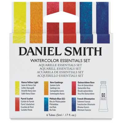 Daniel Smith Watercolour Extra Fine Essentials Set