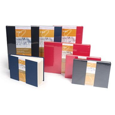 Hahnemuhle Deluxe Journal 160 pages Square
