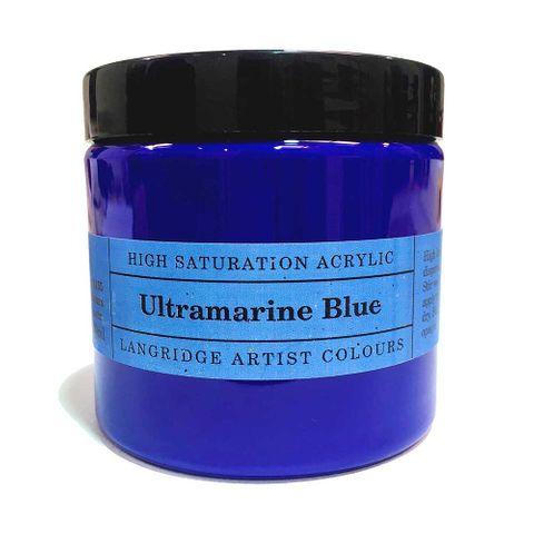 High Saturate Blue by Langridge