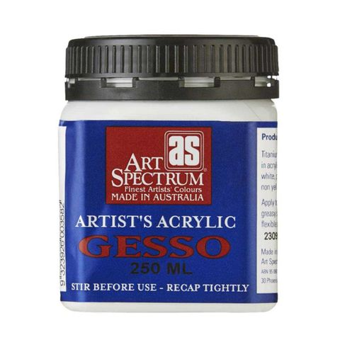 Art Spectrum Artist Quality Gesso