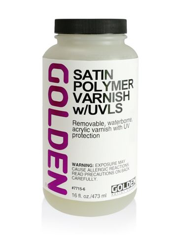 Polymer Satin (w/UVLS)