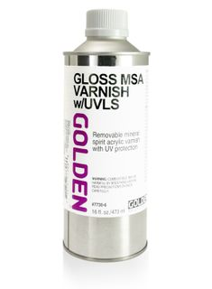 MSA Gloss (w/UVLS)