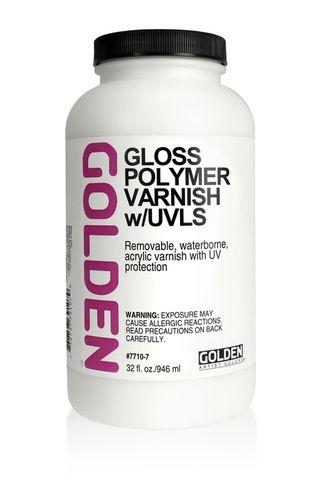 Polymer Gloss (w/UVLS)