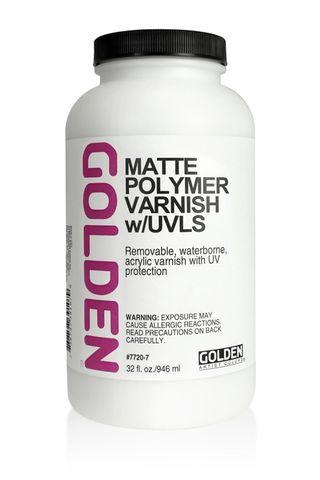 Polymer Matte (w/UVLS)